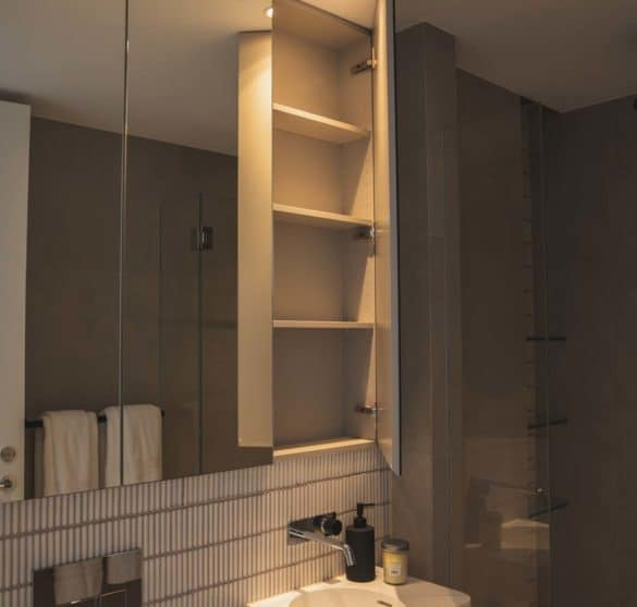 Dover Heights House Fitout 35