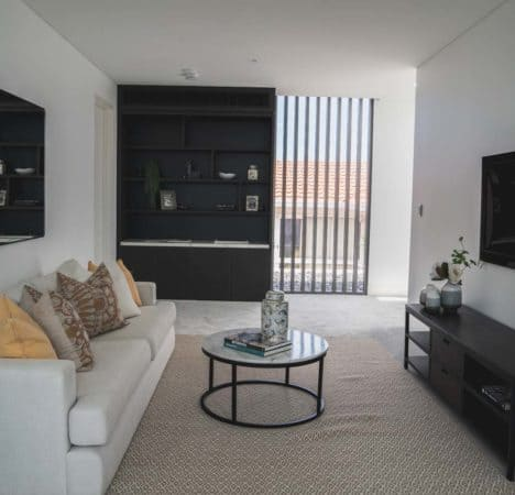 Dover Heights House Fitout 40