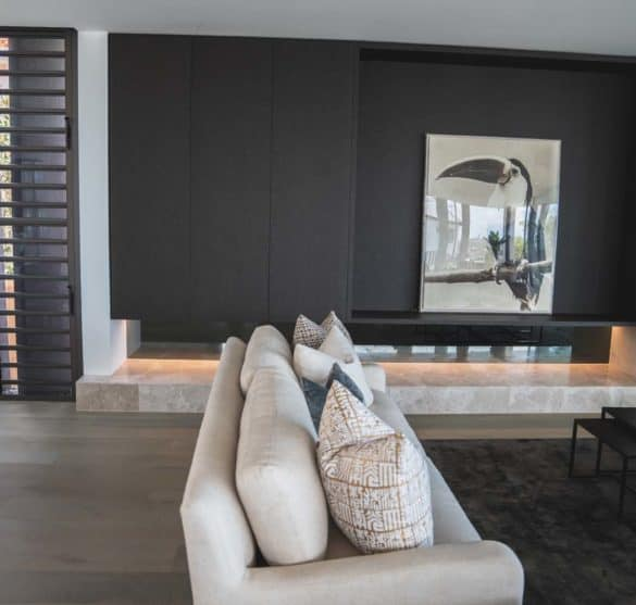 Dover Heights House Fitout 53