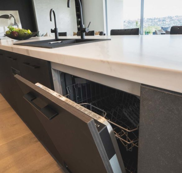 Dover Heights House Fitout 61