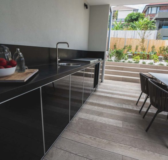 Dover Heights House Fitout 79