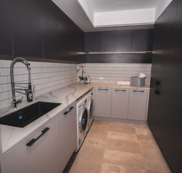 Dover Heights House Fitout 83