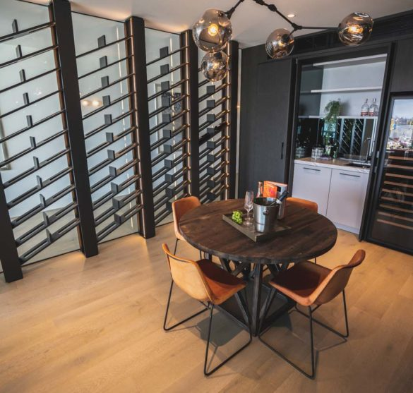 Dover Heights House Fitout 87