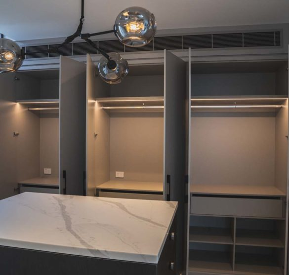 Dover Heights House Fitout 9