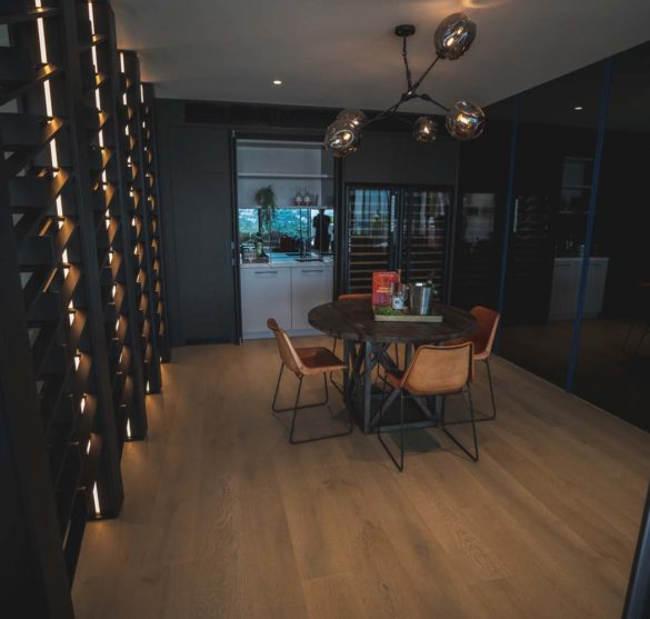 Dover Heights House Fitout 92